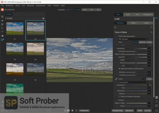ON1 HDR 2021 Latest Version Download-Softprober.com