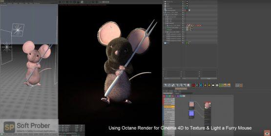 OctaneRender For Cinema 4D 2021 Direct Link Download-Softprober.com