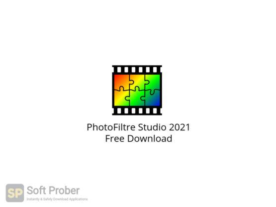 PhotoFiltre Studio 2021 Free Download-Softprober.com