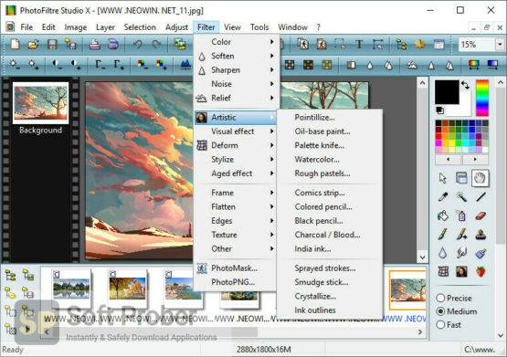 PhotoFiltre Studio 2021 Latest Version Download-Softprober.com