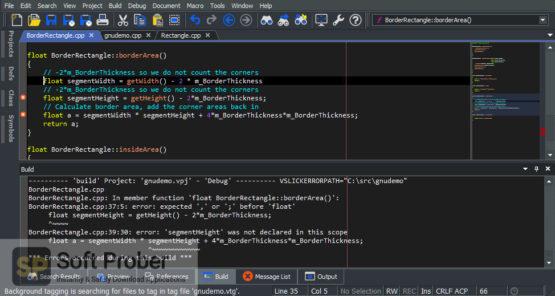 SlickEdit Pro 2020 Latest Version Download-Softprober.com