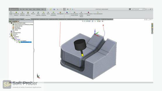 SolidCAM 2021 SP1 HF2 for SOLIDWORKS Offline Installer Download-Softprober.com