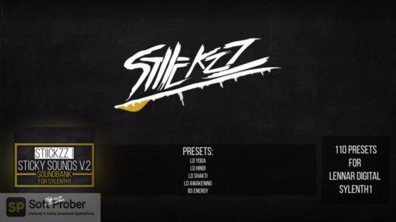 StiickzZ Sticky Sounds Vol.2 Latest Version Download-Softprober.com