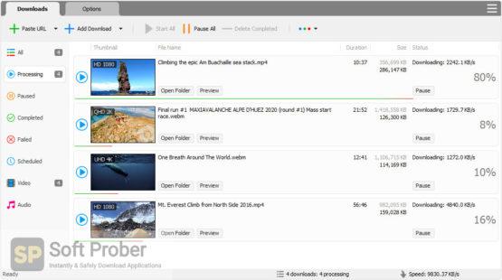 Tomabo MP4 Downloader Pro 2021 Latest Version Download-Softprober.com