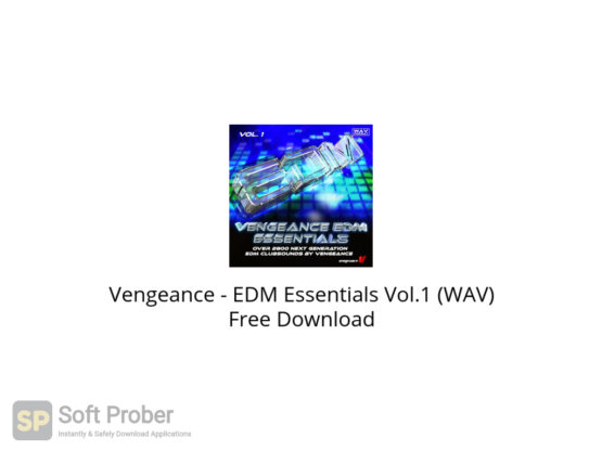 Vengeance EDM Essentials Vol.1 (WAV) Free Download-Softprober.com