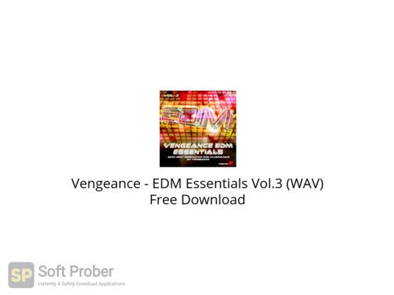 Vengeance EDM Essentials Vol.3 (WAV) Free Download-Softprober.com