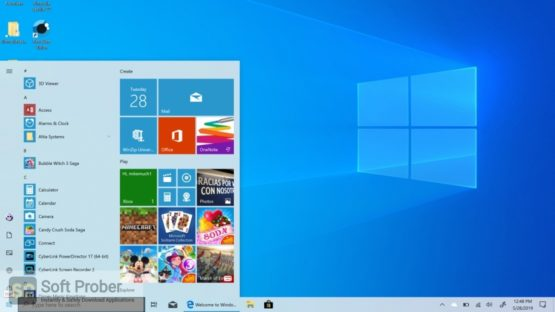 Windows 10 20H2 10in1 April 2021 Latest Version Download-Softprober.com