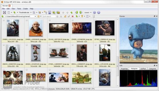 XnViewMP 2021 Offline Installer Download-Softprober.com