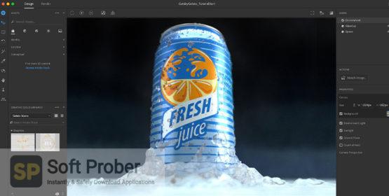 Adobe Dimension 2021 Direct Link Download-Softprober.com
