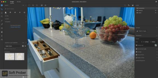 Adobe Dimension 2021 Offline Installer Download-Softprober.com