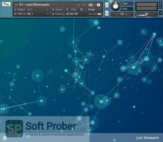 Alex Pfeffer Lost Remnants (KONTAKT) Latest Version Download-Softprober.com