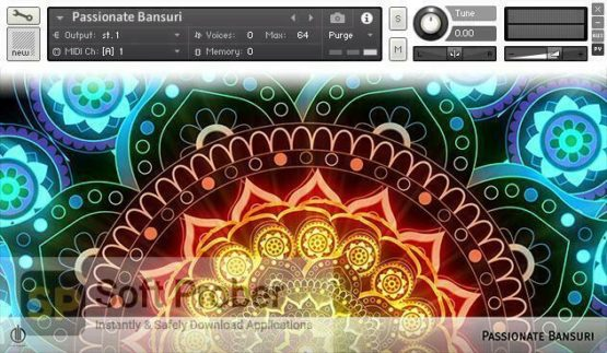 Alex Pfeffer Passionate Bansuri Latest Version Download-Softprober.com