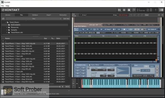 Alex Pfeffer Tonal Risers (KONTAKT) Direct Link Download-Softprober.com
