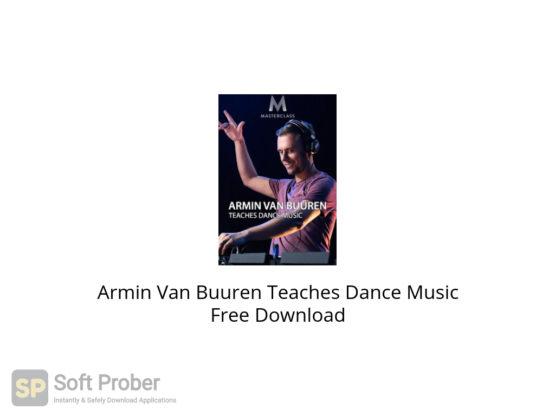Armin Van Buuren Teaches Dance Music Free Download-Softprober.com