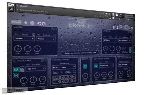 Audiofier EkoRain (KONTAKT) Offline Installer Download-Softprober.com