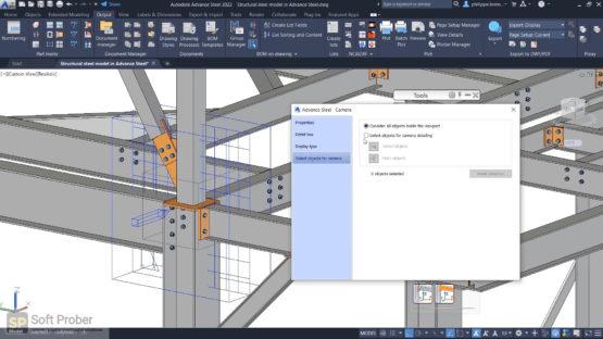 Autodesk Advance Steel 2022 Offline Installer Download-Softprober.com