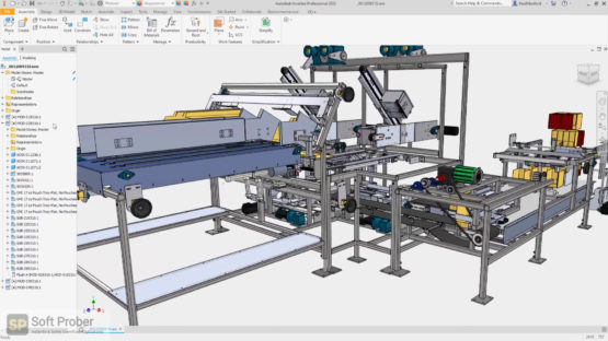 Autodesk Inventor Professional 2022 Direct Link Download-Softprober.com