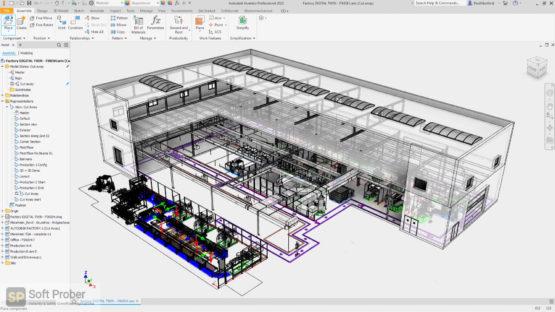 Autodesk Inventor Professional 2022 Latest Version Download-Softprober.com