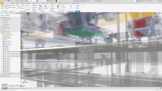Autodesk Inventor Professional 2022 Offline Installer Download-Softprober.com