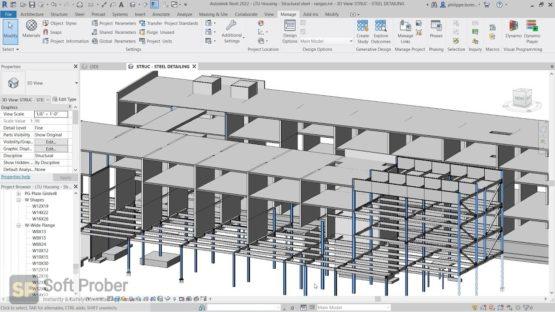 Autodesk Revit 2022 Latest Version Download-Softprober.com