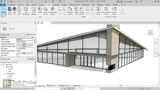 Autodesk Revit 2022 Offline Installer Download-Softprober.com