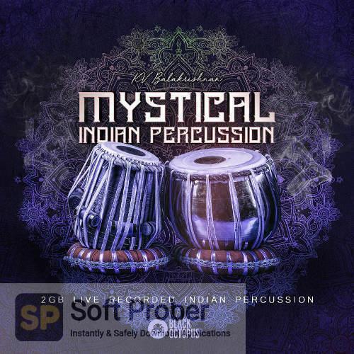Black Octopus Sound KV Balakrishnan Mystical Indian Percussion Direct Link Download-Softprober.com