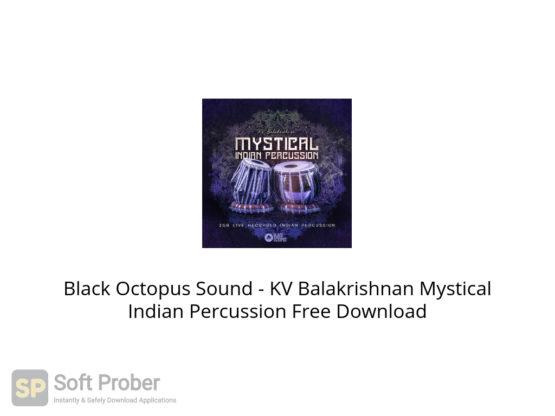 Black Octopus Sound KV Balakrishnan Mystical Indian Percussion Free Download-Softprober.com