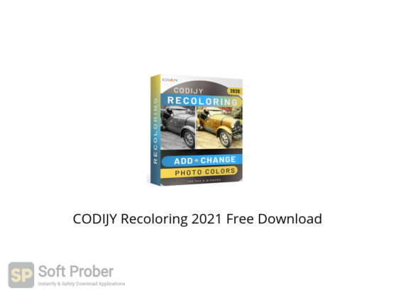 CODIJY Recoloring 2021 Free Download-Softprober.com