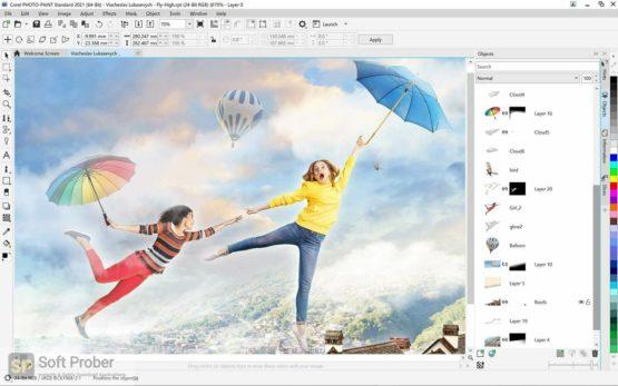 CorelDRAW Graphics Suite 2021 Latest Version Download-Softprober.com