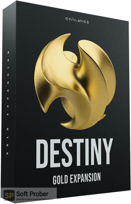 Cymatics Destiny Gold Expansion Direct Link Download-Softprober.com