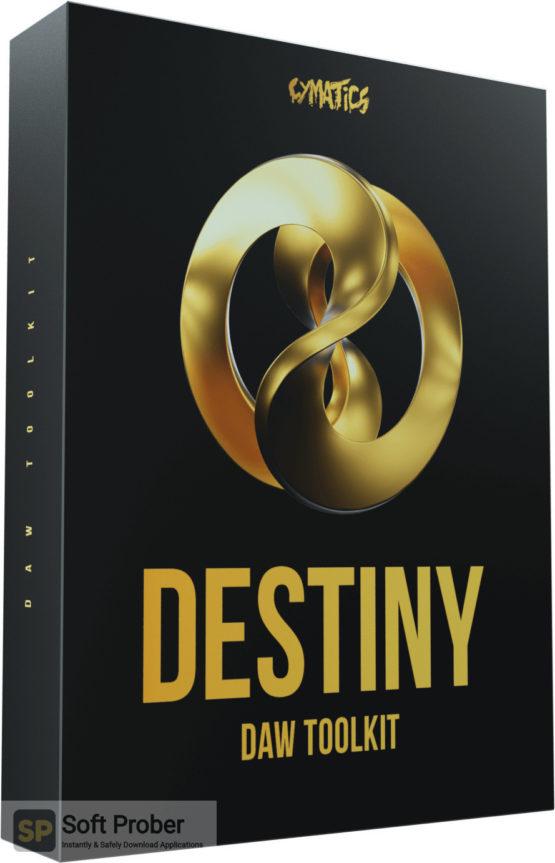 Cymatics Destiny Gold Expansion Latest Version Download-Softprober.com