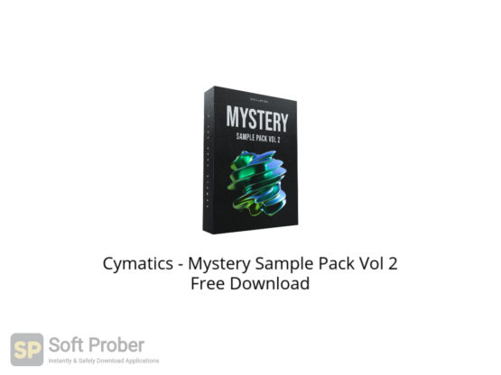 Cymatics Mystery Sample Pack Vol 2 Free Download-Softprober.com