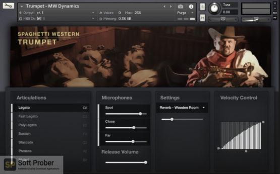 Fluffy Audio Spaghetti Western Direct Link Download-Softprober.com