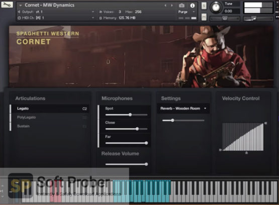 Fluffy Audio Spaghetti Western Offline Installer Download-Softprober.com