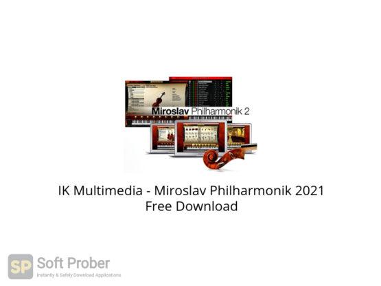 IK Multimedia Miroslav Philharmonik 2021 Free Download-Softprober.com