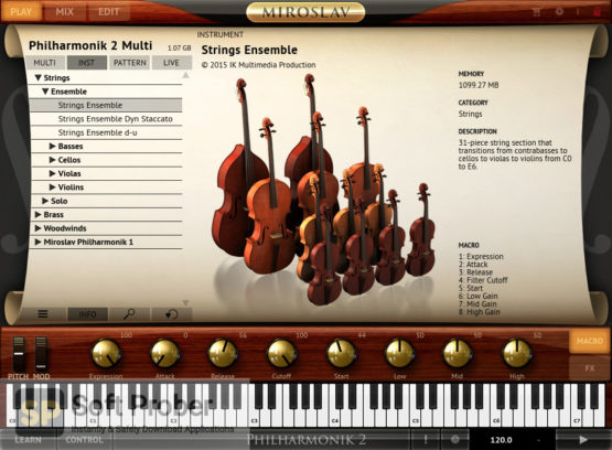 IK Multimedia Miroslav Philharmonik 2021 Latest Version Download-Softprober.com