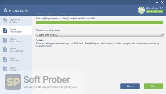 IShredder Professional 2021 Offline Installer Download-Softprober.com