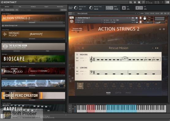 Native Instruments Action Strings 2 Latest Version Download-Softprober.com