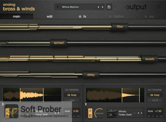 Output Analog Brass & Winds Direct Link Download-Softprober.com
