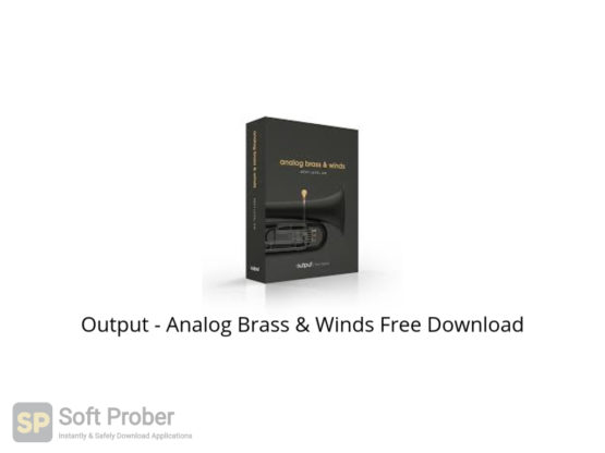 Output Analog Brass & Winds Free Download-Softprober.com