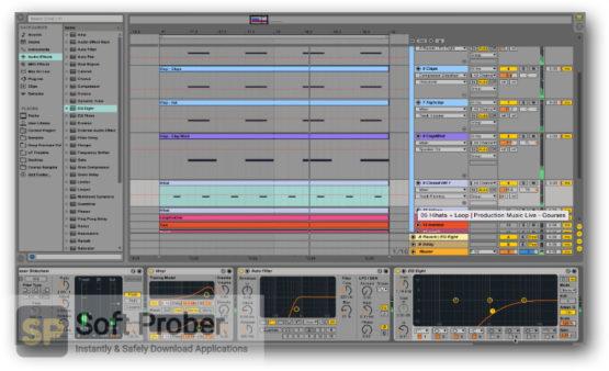 Production Music Live Analog Melodic Techno Track Latest Version Download-Softprober.com