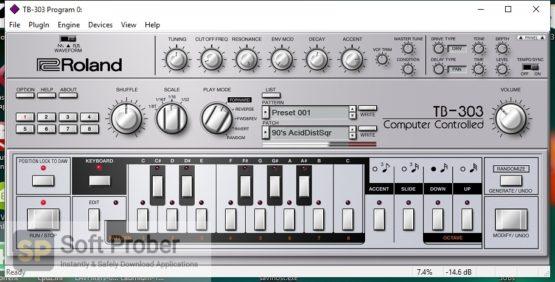 Roland VS TB 303 2021 Direct Link Download-Softprober.com
