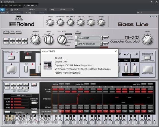 Roland VS TB 303 2021 Latest Version Download-Softprober.com
