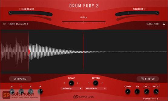 Sample Logic DRUM FURY 2 (KONTAKT) Offline Installer Download-Softprober.com