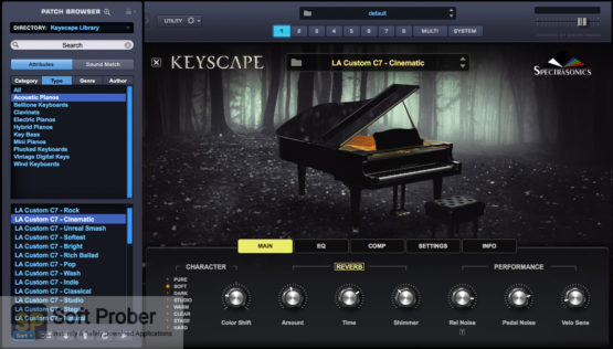 Spectrasonics Keyscape Latest Version Download-Softprober.com