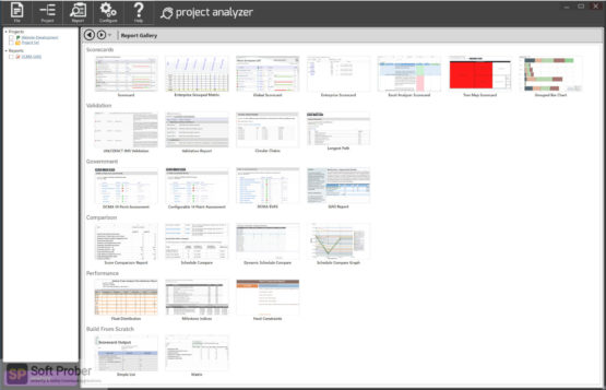 Steelray Project Analyzer 2021 Latest Version Download-Softprober.com