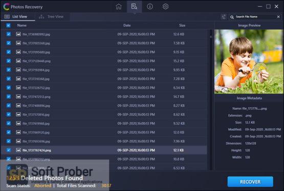 Systweak Photos Recovery 2021 Offline Installer Download-Softprober.com