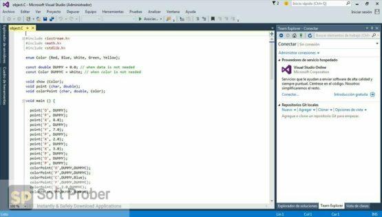 Visual Studio 2015 Direct Link Download-Softprober.com