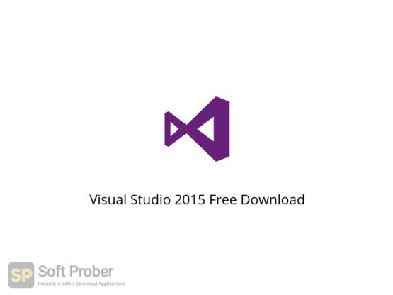 Visual Studio 2015 Free Download-Softprober.com