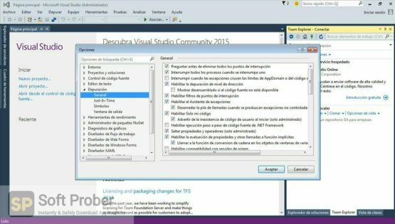 Visual Studio 2015 Latest Version Download-Softprober.com